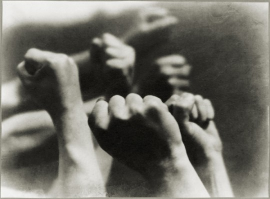 Mighty Hands (1936), by Wladyslaw Bednarczuk © National Museum in Wroclaw