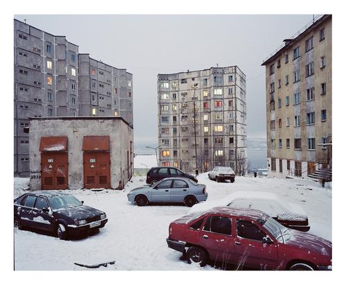 Мурманск.2007<br /> Пигментная печать<br /> 90&times;110&nbsp;(1/7)