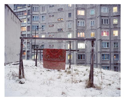 Мурманск.2007<br /> Пигментная печать<br /> 70&times;90&nbsp;(1/10)