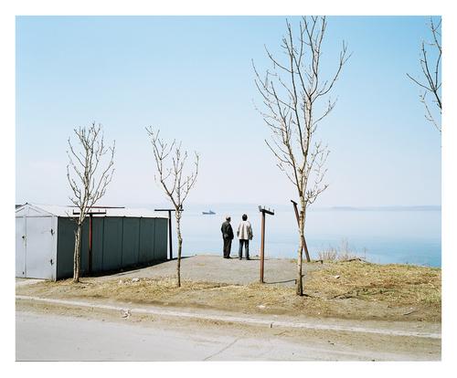 Владивосток.2006<br /> Пигментная печать<br /> 70&times;90&nbsp;(1/10)