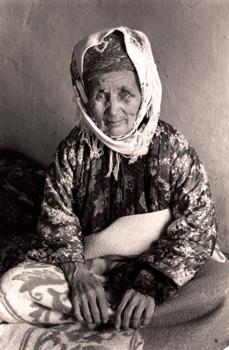 Саидова Зилола «Байсунская старожилка. Сурхандарья», 2003