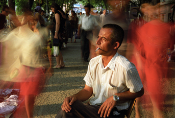 Головачев Михаил «Одиночество», 2004