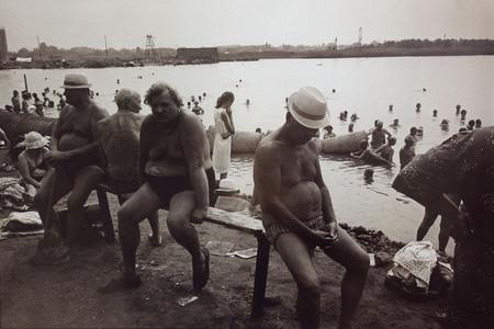 Борис Михайлов<br /> Из&nbsp;серии &laquo;Соляные Озера&raquo;<br /> 1986