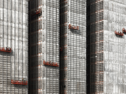 Stephen Wilkes. Data Center, Olympic Village, Beijing, China, 2008