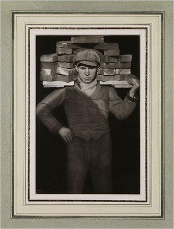 August Sander. Bricklayer's Helper. 1928