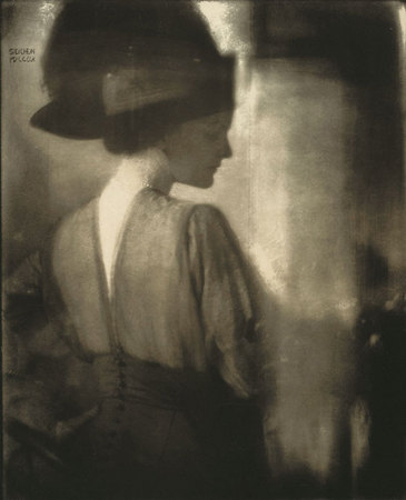 Edward Steichen. Mrs. Eugene Meyer, Nueva York, 1910.