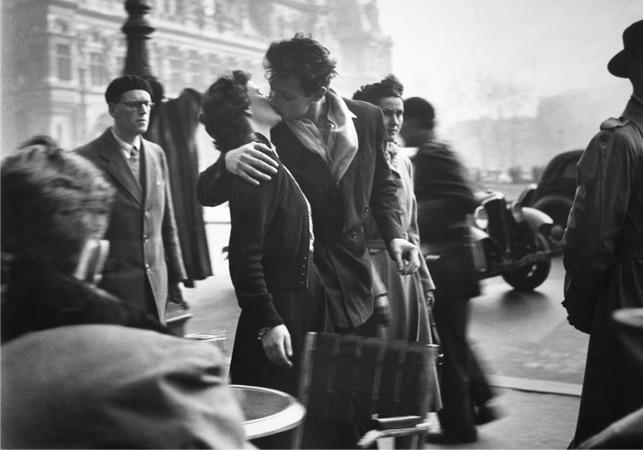 Р.Дуано «Быстрый поцелуй», 1950