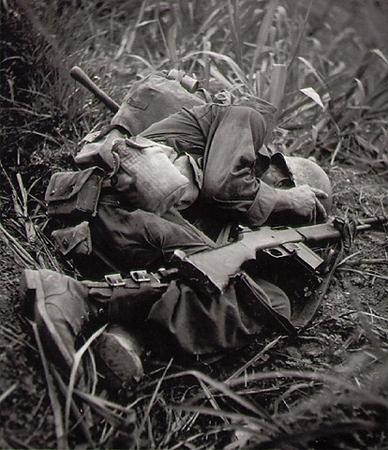 Юджин Смит. Терри Мур. 1945