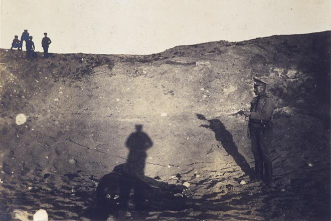 Н. Соколов. Лошадь пала. 1915