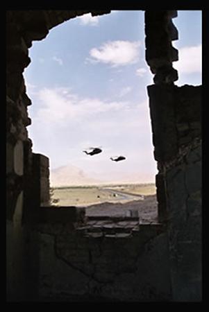 Торелли. Афганистан. 2002
