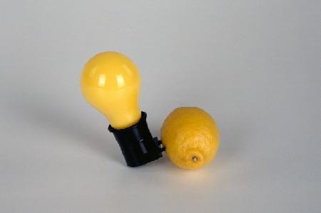 Joseph Beuys. Capri-Batterie.  1985