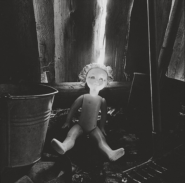 ©Галина Лукьянова. «Из цикла Дом-2. 1981-1987»