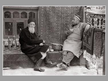 Шавкат Болтаева. Беседа. Бухара. 2002
