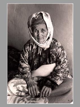Зилола Саидова. Байсунская старожилка. Сурхандарья. 2003