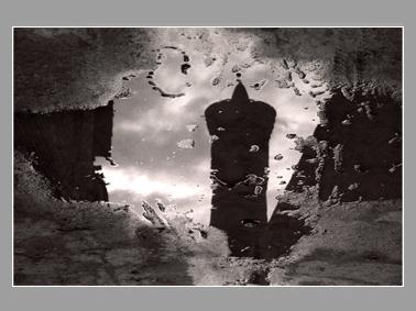Шавкат Болтаева. Отражение. Бухара. 2002