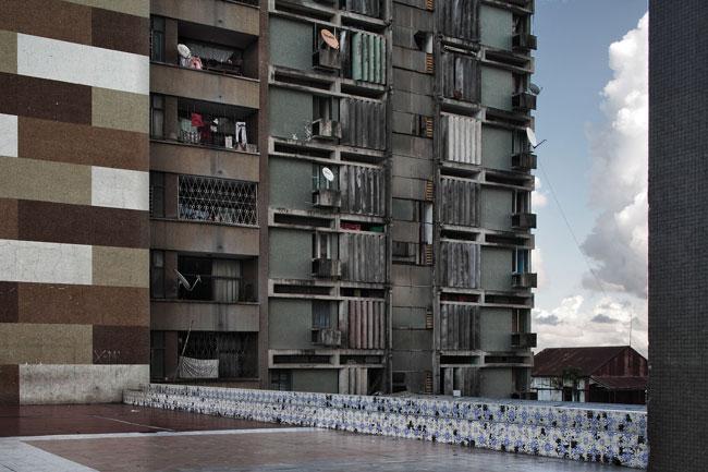 Guy Tillim Apartment building, Beira, Mozambique