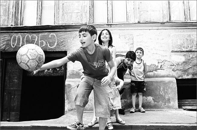 ©Игорь Мухин. «Тбилиси. Июнь 2008»