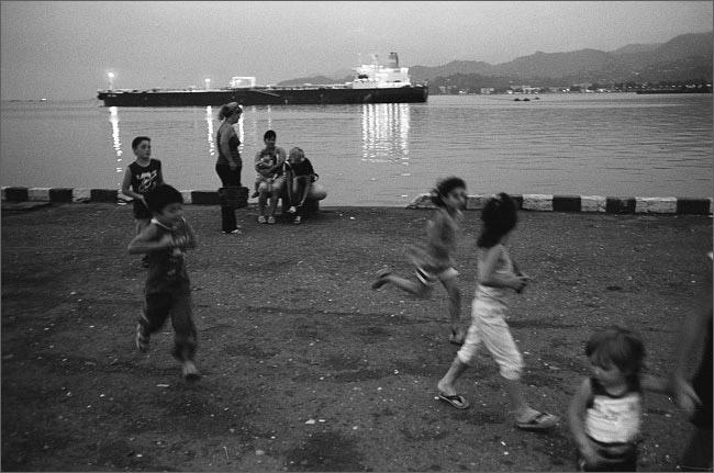 ©Игорь Мухин. «Порт Батуми. Июль 2008»