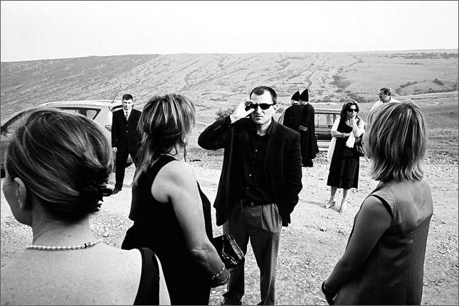 ©Игорь Мухин. «Дом невесты, под Тбилиси. Июнь 2008»
