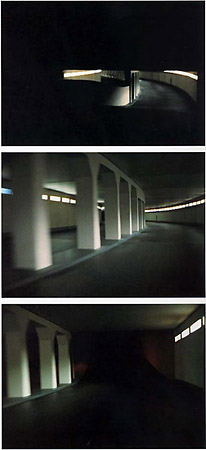 Томас Диманд «Tunnel»