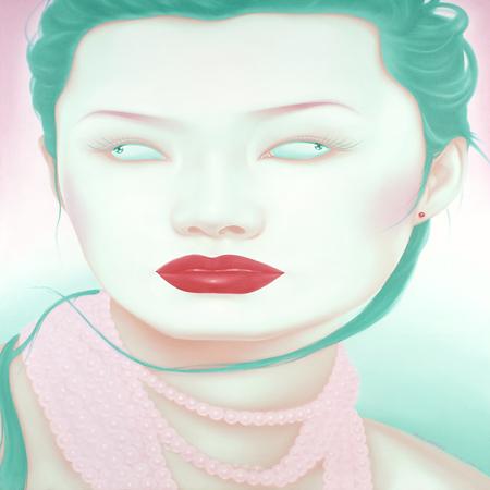 Фенг Женгьи «Портрет Китая 2»