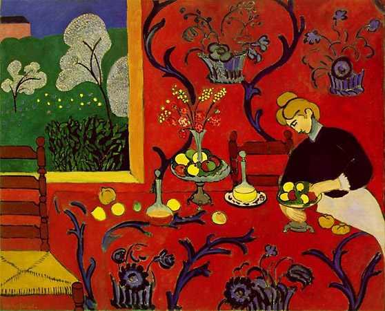 Henri Matisse «Harmony in Red»