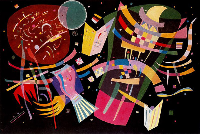 Kandinsky «Composition X»