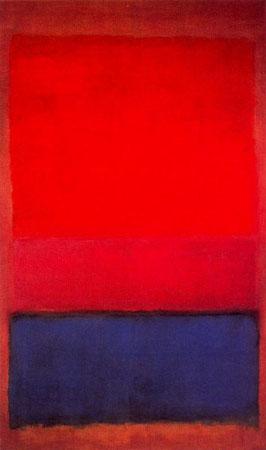Mark Rothko  «No 8»