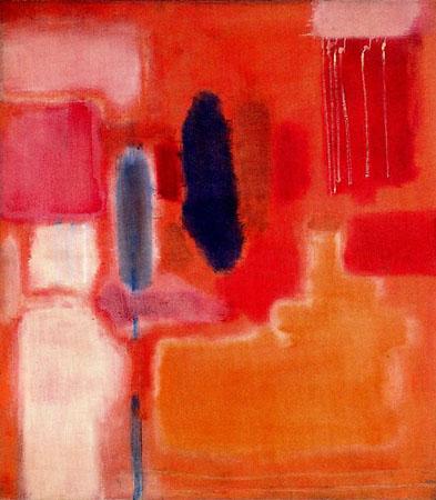 Mark Rothko  «No 9»