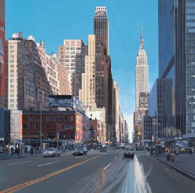 Richard Estes «34th Street, Ma»