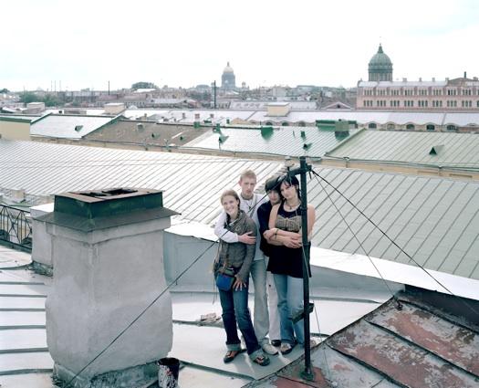 Состояние сознания (Ирина, Илья, Света и Оксана, Санкт-Петербург, 2007)