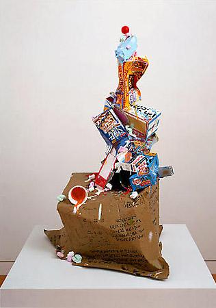 Tom Friedman «Butt Ugly Sculpture», 2008