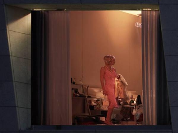 """Ин Сук Ким, Из серии """"Гранд Отель"""", C-print, 2007"""