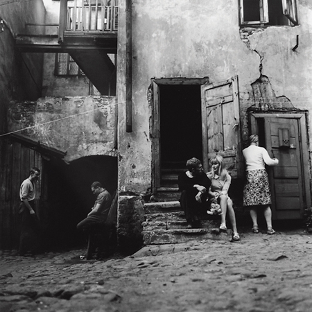 &laquo;Свидание&raquo; <br />Двор, 1966