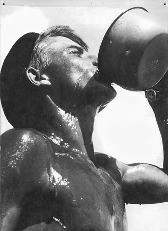 Яков Халип «Жажда», 1958