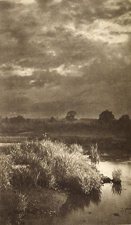 <p>A&nbsp;Days Decline <br /> Hinton, Alfred Horssley, b<nobr>.1863&mdash;1908</nobr><br /> Camera Notes, 1898<br /> 11.7&nbsp;&times;&nbsp;19.6&nbsp;cm<br /> Photogravure</p>