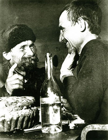 Борис Игнатович<br /> В гостях у земляка<br /> 1928г