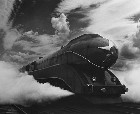 Аркадий Шайхет<br /> Экспресс<br /> 1939г