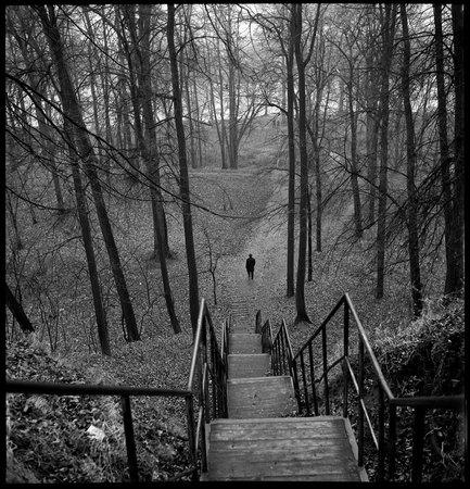 ©Александр Слюсарев . «Фили. 1976»