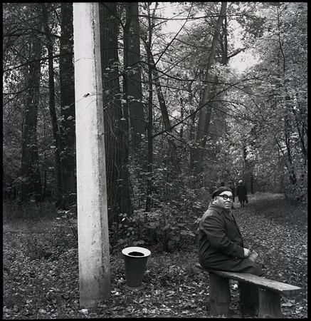 ©Александр Слюсарев . «Фили. 1979»