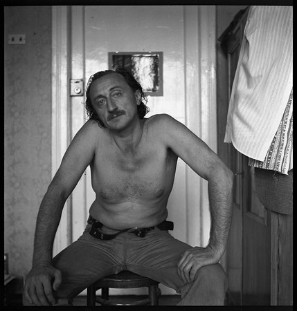 ©Александр Слюсарев . «Борис Михайлов. 1979»