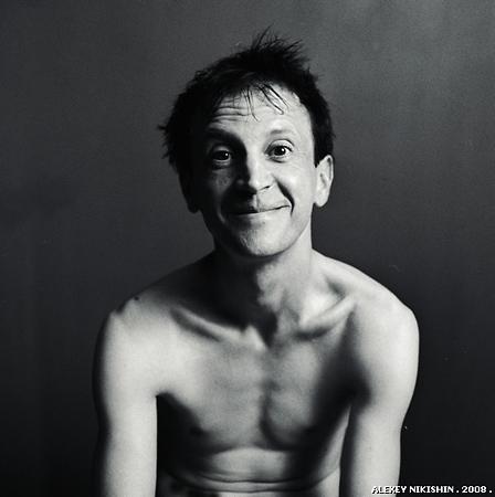 Тимофей Трибунцев, актер, 2008