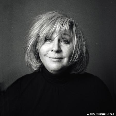 Марина Голуб, актриса и телеведущая, 2007