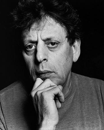 Philip Glass. © Rita Antonelli