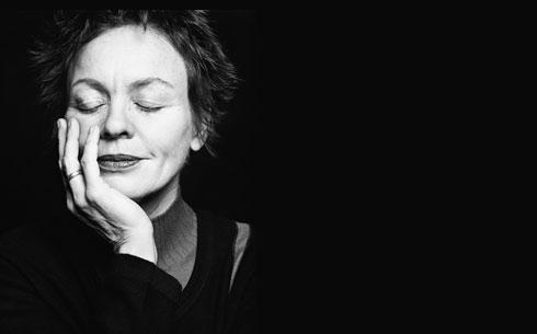 Laurie Anderson. © Rita Antonelli