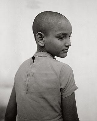 Fazal Sheikh , Simran, from the series Ladli, 2007  © Fazal Sheikh