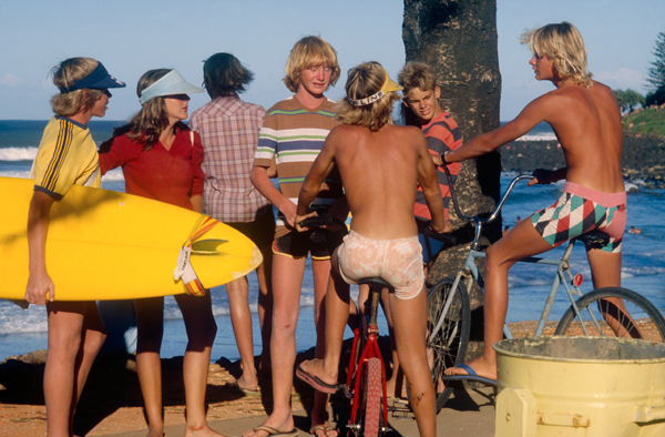 Rennie Ellis.