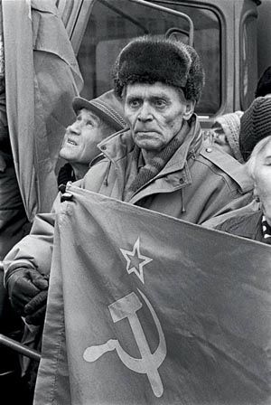 Vladimir Filonov, 1992.