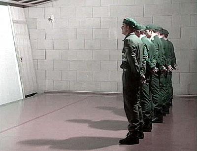 """Tuomo Rainio, Still from """"City"""" (from the series """"Tracescape""""), 2006, Video, 2:46 min., © Tuomo Rainio"""