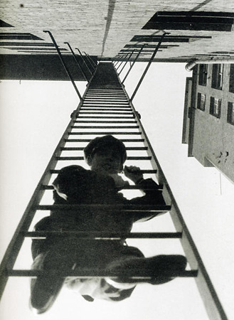 Александр Родченко «Пожарная лестница. 1925»
